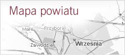 Mapa powiatu
